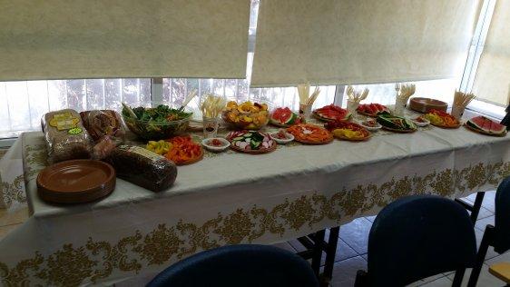 ארוחה של בריאות